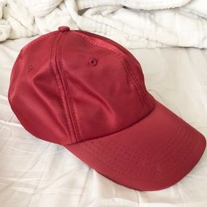 Charlotte Russe Maroon Red ish Hat